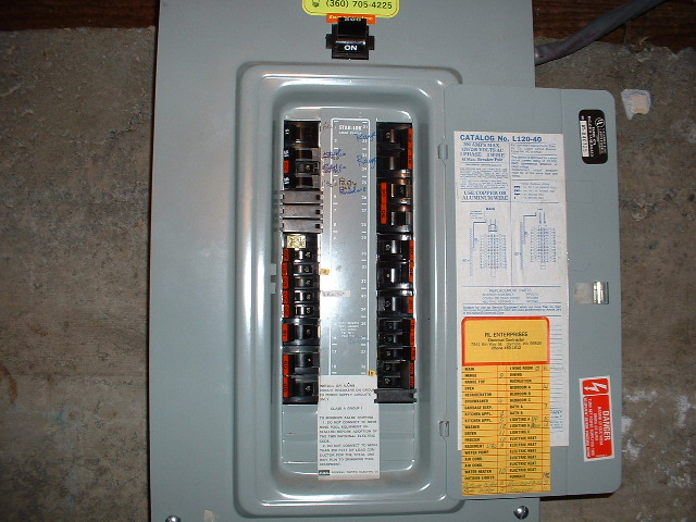Are Federal Pacific Circuit Breaker Panels Safe? | Pro-Check ... on